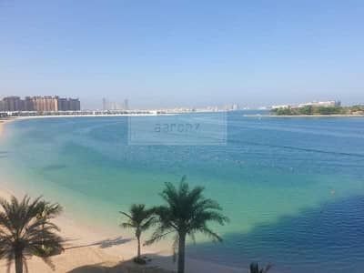 فلیٹ 1 غرفة نوم للبيع في نخلة جميرا، دبي - Full Sea & Burj Al Arab View | 5-YR Payment Plan | Vacant