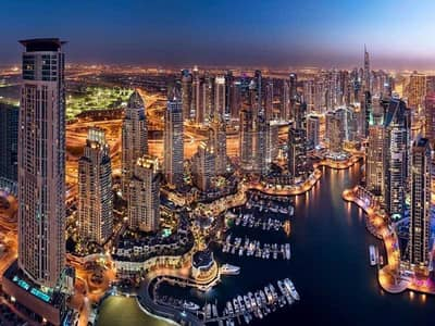 1 Bedroom Apartment for Sale in Dubai Marina, Dubai - Genuine Resale   Higher Floor   Big Layout