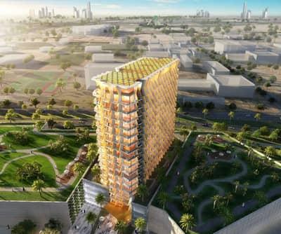 تاون هاوس 3 غرف نوم للبيع في الجداف، دبي - تاون اوس بحديقه خاصه2022 قدم ادفع200 الف وقسط الباقي