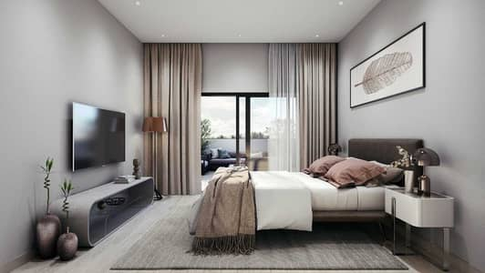 Studio for Sale in Jumeirah Village Circle (JVC), Dubai - without banks Pay only 15% and own your apartment and installments directly with the developer 2,900 dirhams per month