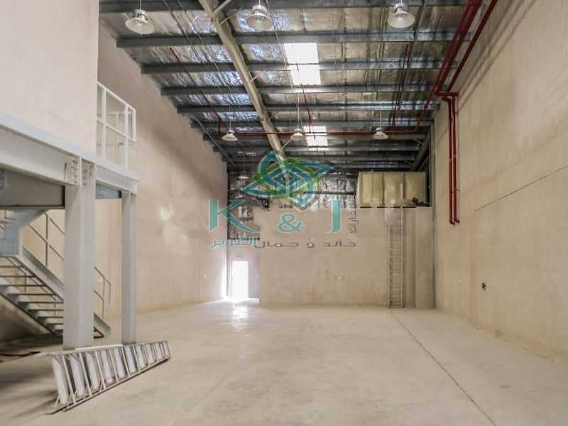 2 G + M Cheapest Price Insulated Warehouse