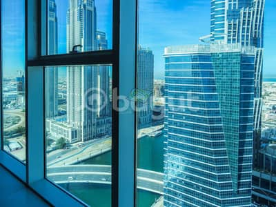 Office for Sale in Business Bay, Dubai - Fitted Office / 70 PSF / Al Manara / 1 Month Free