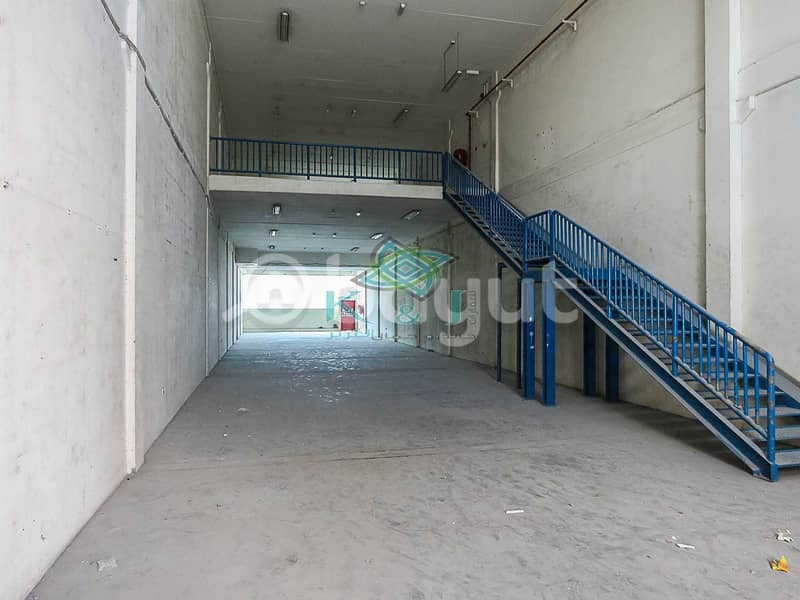 Vacant G+M WH I Facing Road I  w/ 2 Mos. Free