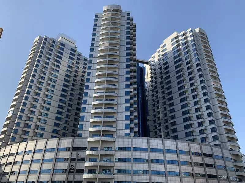 1 Month Free!!! Big Size Office for RENT in Falcon Tower with Parking @20K Annual