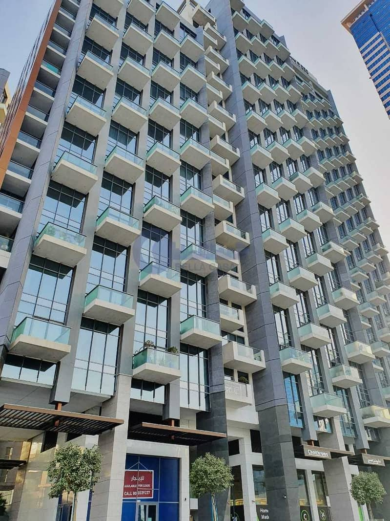 Buj Khalifa N Canal View | 1 Bed Apt |Atria Business Bay