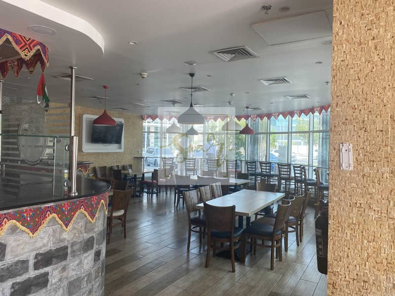 Fitted restaurant in prime location DCC