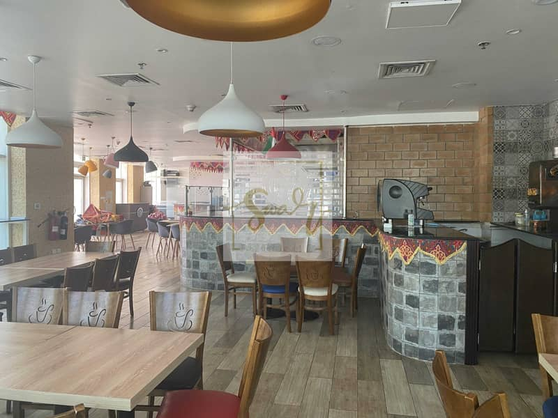 2 Fitted restaurant in prime location DCC