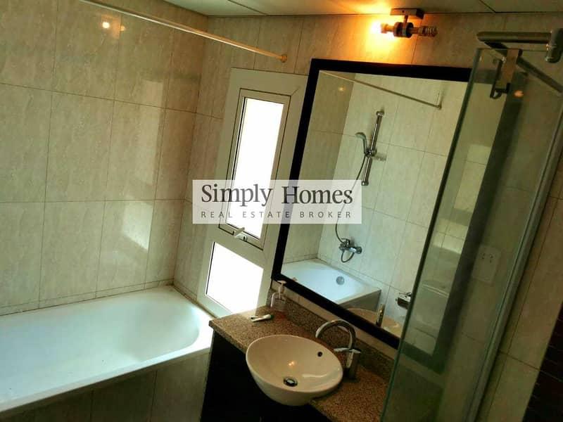 13 HOT DEAL | Furnished | 3 Bed+ Maids room