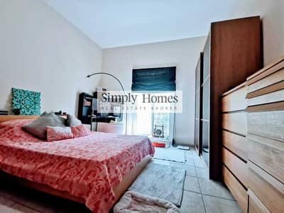 1 Bedroom Flat for Rent in Green Community, Dubai - 1 BED/ UNFURNISHED / GOOD LOCATION