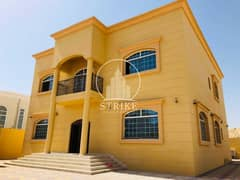 Get the chance of living in this huge villa offered with the best price in the market!
