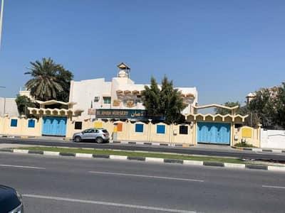 Villa for Rent in Maysaloon, Sharjah - Villa for rent in Maysaloon / Sharjah residential and commercial villa
