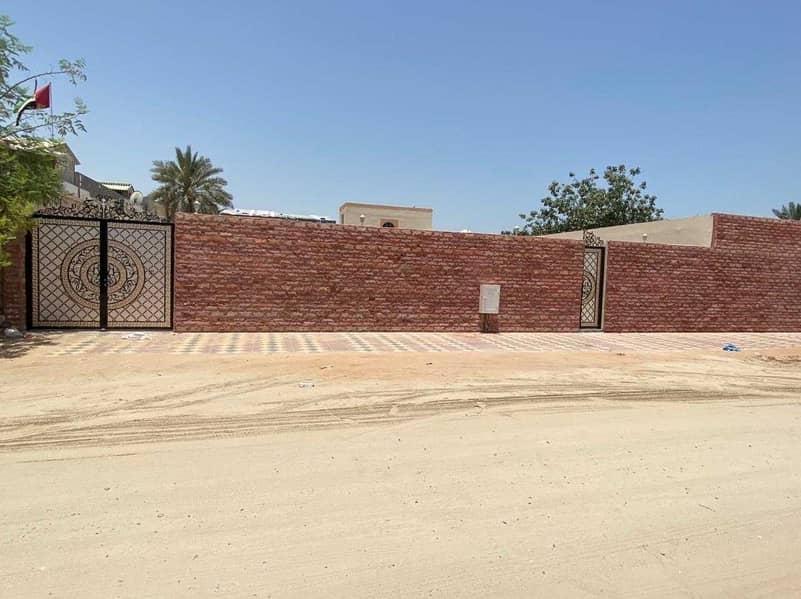 للبيع بيت منطقة الصبخة\ بالشارقة صوب عجمان