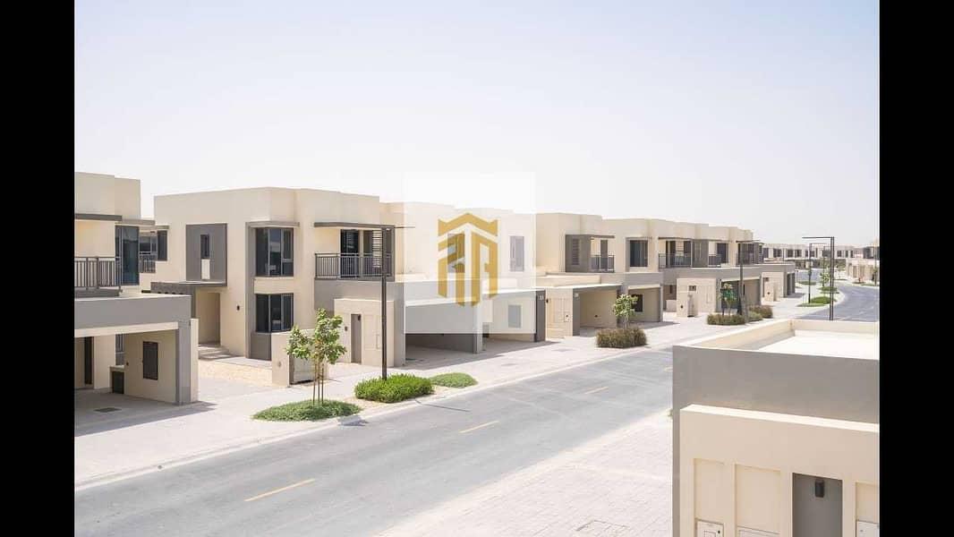 10 Maple 2 Dubai Hills Type 2M (3 Bedroom maid)