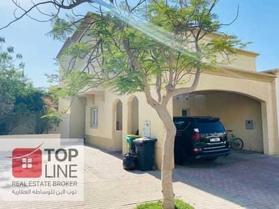 تاون هاوس 3 غرف نوم للايجار في الينابيع، دبي - 3E Corner I Exclusive I Pool & Park Facing 3Br