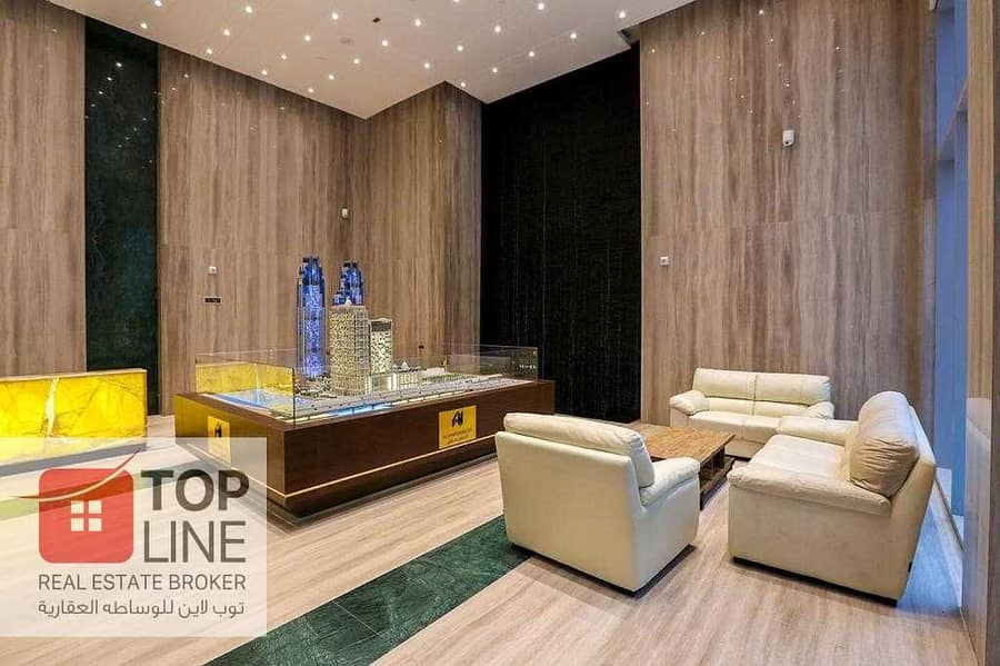13 Brand New 2BR with Canal/Burj khalifa view
