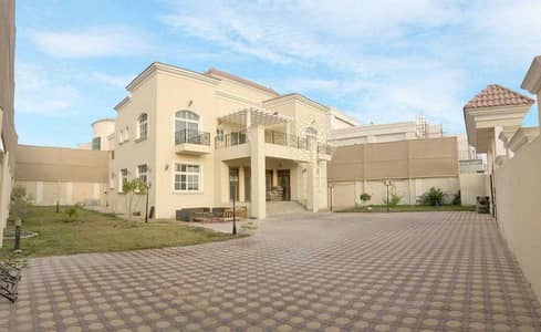 6 Bedroom Villa for Rent in Mohammed Bin Zayed City, Abu Dhabi - LUXURIOUS FULLY FURNISHED VILLA WITH 6 MASTER BEDROOM AND DRIVER ROOM FOR RENT IN MOHAMMED BIN ZAYED CITY