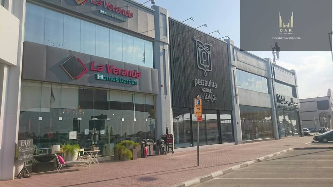 Full Commercial Building  in Al Quoz Industrial Area 2 | Behind Sheikh Zayed Road