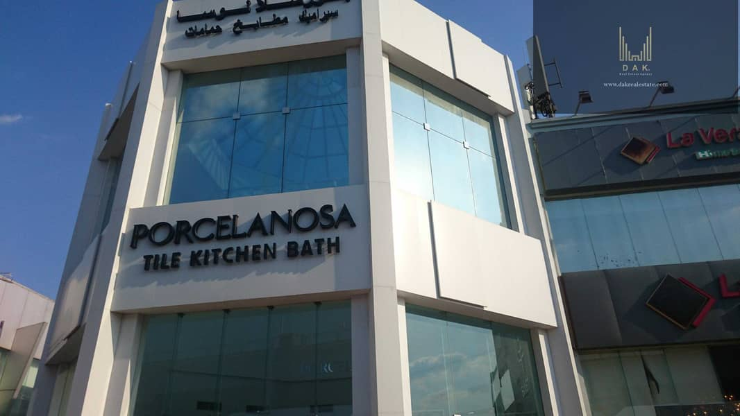 2 Full Commercial Building  in Al Quoz Industrial Area 2 | Behind Sheikh Zayed Road