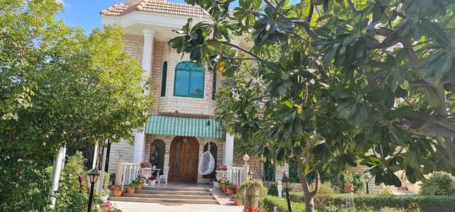 5 Bedroom Villa for Rent in Al Fisht, Sharjah - *** ENCHANTED HOME – Furnished /Unfurnished 5BHK Duplex Villa Available in Al Fisht, Sharjah