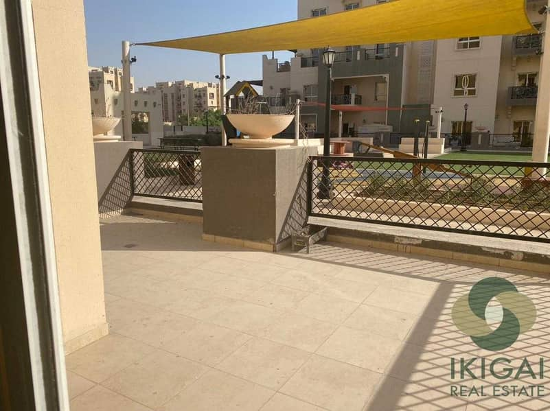 2 Excellent Deal Open Kitchen with Large Terrace