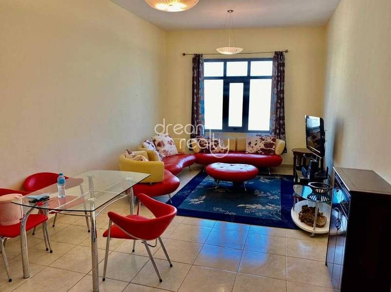 FULLY FURNISHED 1 BHK FOR RENT IN PALACE TOWER ONLY 30K
