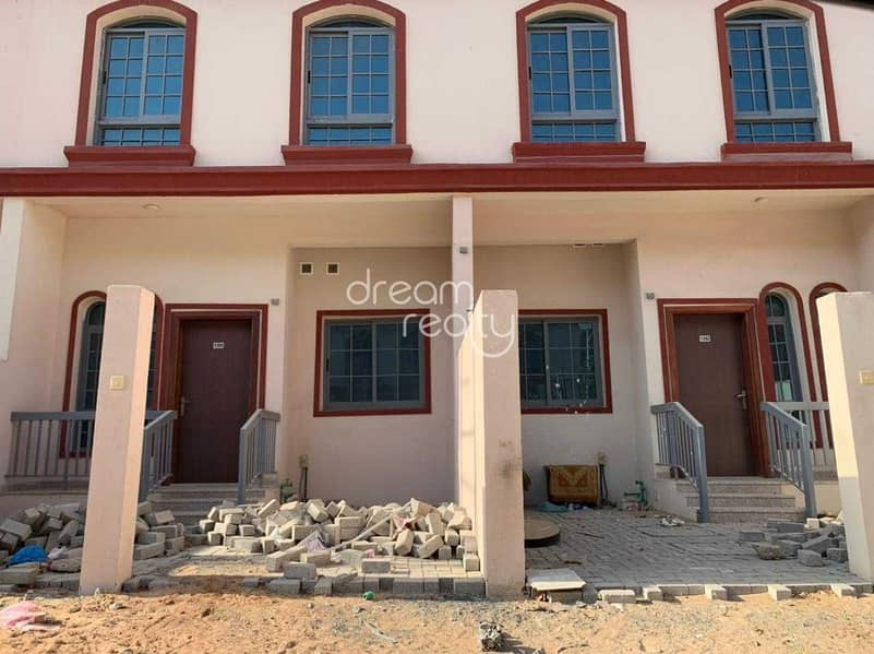 GOOD PRICE /TWO BHK TOWNHOUSE /IN AJMAN UPTOWN @260K ONLY!!!
