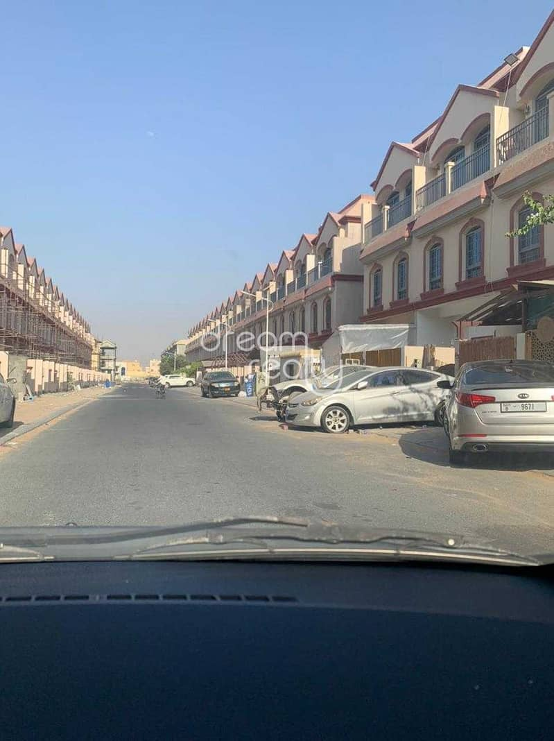 9 GOOD PRICE /TWO BHK TOWNHOUSE /IN AJMAN UPTOWN @260K ONLY!!!