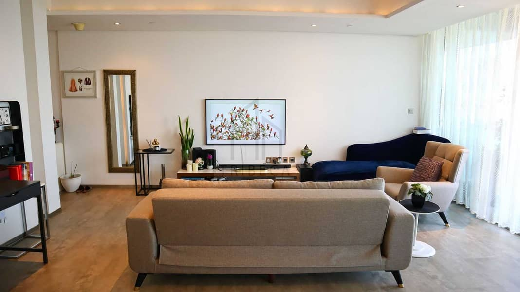 Furnished |  1 BR | Huge Balcony with Golf Course View