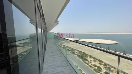 2 Bedroom Flat for Rent in Al Raha Beach, Abu Dhabi - Brand new 2 BR + maid's with full sea view in Al Raha Beach