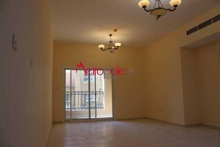 فلیٹ 1 غرفة نوم للايجار في قرية جميرا الدائرية، دبي - Pool View | Next to Circle  Mall  | Built in Wardrobe