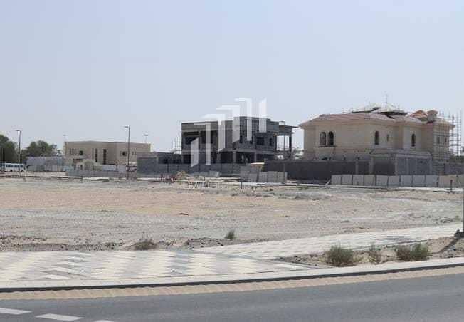 RESIDENTIAL PLOT FOR SALE   AL KHAWANEEJ 2   NEAR LAST EXIT