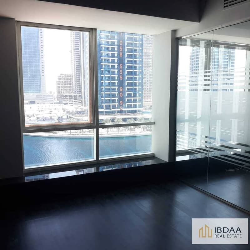13 Fully fitted office with partitions with amazing view