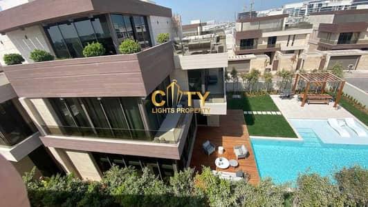 فیلا 4 غرف نوم للبيع في جزيرة السعديات، أبوظبي - Exclusive Luxury Beach Villa