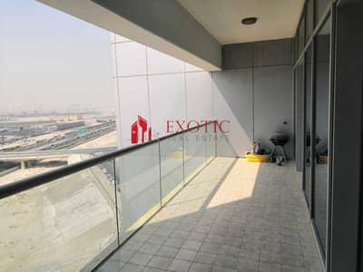 1 Bedroom Apartment for Rent in Business Bay, Dubai - 1 Bedroom    Mid Floor    Al Khail View