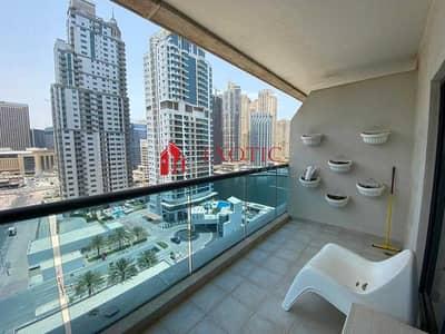 فلیٹ 1 غرفة نوم للبيع في دبي مارينا، دبي - Delightful 1 BR Apartment in Time Place Marina