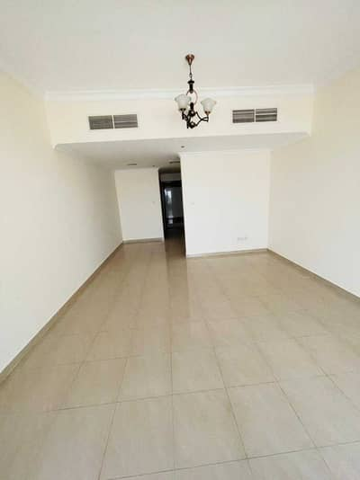 1 Bedroom Flat for Rent in Sheikh Maktoum Bin Rashid Street, Ajman - Luxury 1 bhk open view  for rent with parking in Concord tower