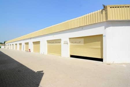 مستودع  للايجار في المنطقة الصناعية، الشارقة - New and Spacious Warehouse for Rent in Ind. area 10