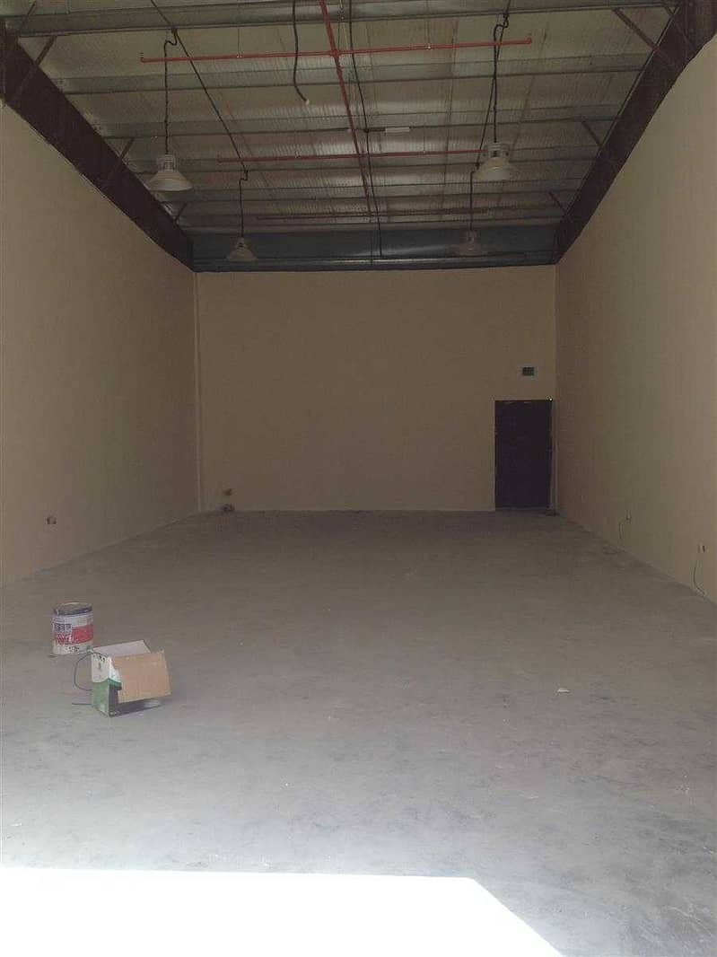 New Available Warehouse in Industrial Area10 @ 50K