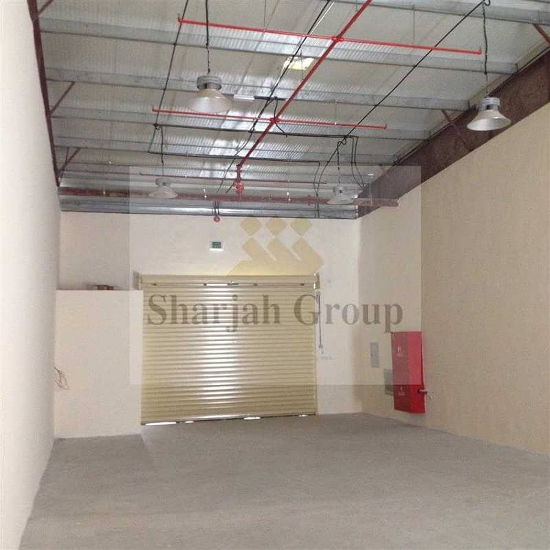 GREAT OFFER! NEW Warehouse for Rent in Ind Area 10