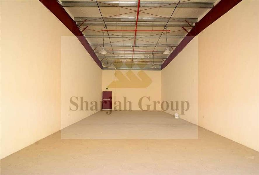 2 GREAT OFFER! NEW Warehouse for Rent in Ind Area 10