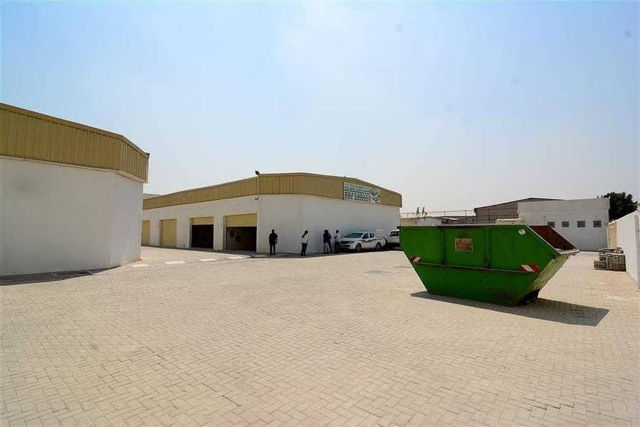 8 New Available Warehouse in Industrial Area10 @ 50K