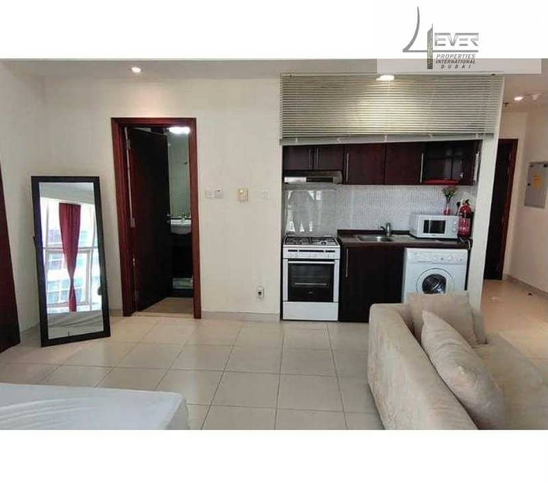 Studio fully Furnished for rent at the lowest price