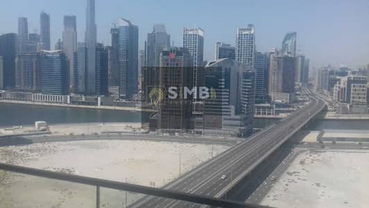 1 Bedroom Apartment for Rent in Business Bay, Dubai - Burj/Canal View High Floor Large Balcony
