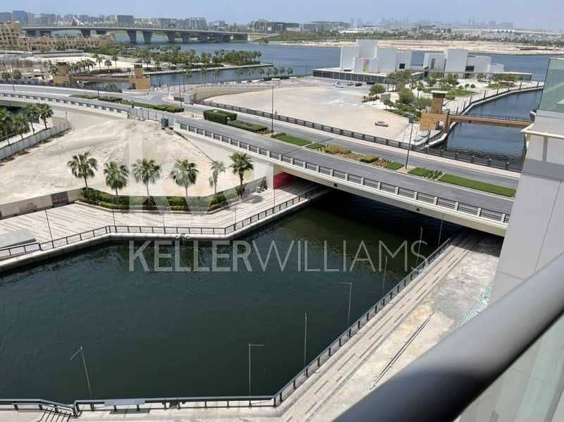 15 BREATHTAKING WATER VIEW   LARGE LAYOUT   2 BED + MAIDS