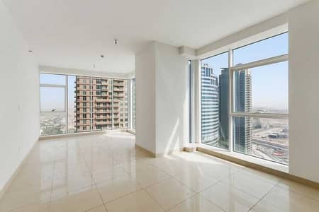 2 Bedroom Flat for Rent in Jumeirah Lake Towers (JLT), Dubai - High floor Available from August Maid's room