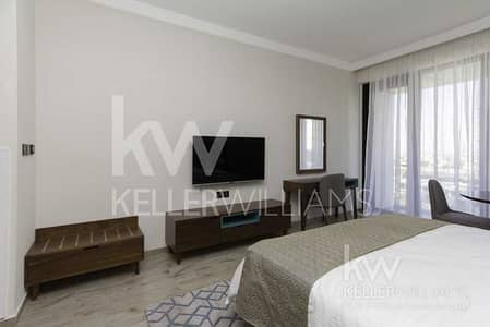 Studio for Sale in Jumeirah Village Circle (JVC), Dubai - Rented| High Net ROI| Lowest Price | Furnished | Balcony