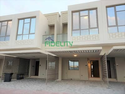 3 Bedroom Townhouse for Rent in Al Furjan, Dubai - Directly Owner  Brand New  Single Row   1 Month Free