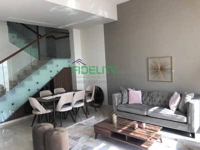 3 Bedroom Townhouse for Sale in Al Furjan, Dubai - No Commissionl Upgradedl Furnishedl Brand New