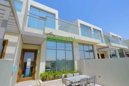 4 Bedroom Townhouse for Sale in Al Furjan, Dubai - No Commission| Single Row End Unit| Brand New