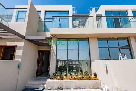 4 Bedroom Townhouse for Rent in Al Furjan, Dubai - No Commission  30 Days Free  End Unit Single Row